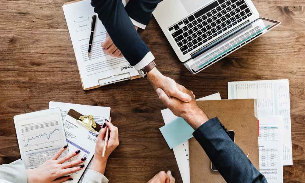How to put your business directly into the palm of your buyer's hand!