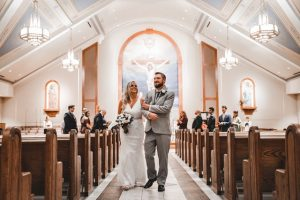 How Long is a Wedding Ceremony in a Church