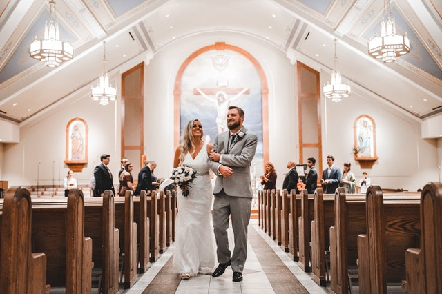 How Long is a Wedding Ceremony in a Church – What is the order of a wedding ceremony?